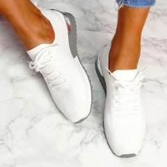 Sheilawears Casual Knit Sneakers