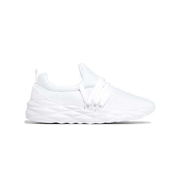Sheilawears Women's Lace-Up Slip-On Lightly Sneakers