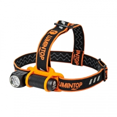 Lumintop HL3A 2800 Lumens Multifunctional Headlamp Handheld LED Flashlight