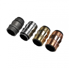 Lumintop FW3A Copper Brass Titanium 18350 Short Tube