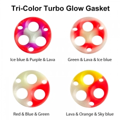 Turbo Glow Tri-color Gasket for FW3A EDC18 etc.