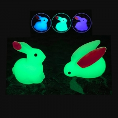Glow in the Dark Bunny 1 Pair