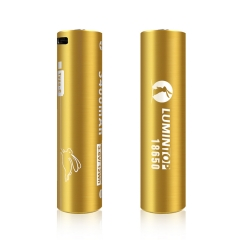 Lumintop 18650 Type-C rechargeable Li-ion 3400mAh