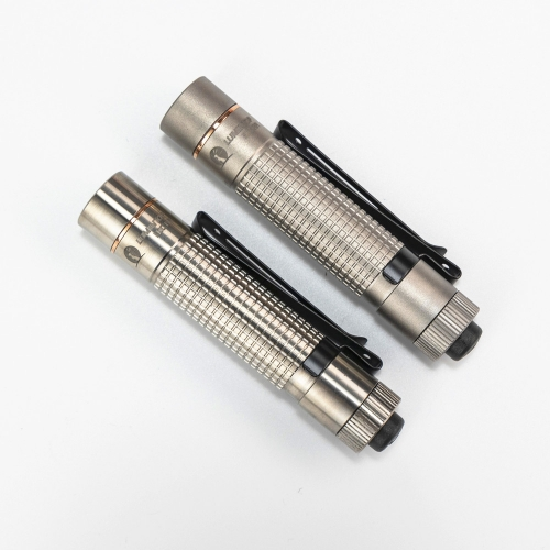 Lumintop EDC AA Titanium LED Flashlight