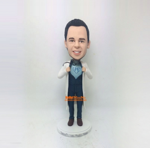 Medical staff Bobblehead custom figurine personalized bobblehead personalized Gift Christmas gift Custom bobblehead Doctor Bobble head