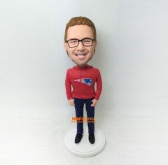 Personalized bobblehead Custom bobble head christmas gift custom figurine birthday gift Personalized gift