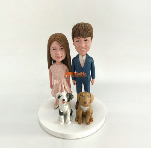 custom bobblehead for kids Custom Bobble head personalized gift birthday gift custom figurine Children Cake topper
