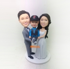 Kids bobblehead custom bobblehead Birthday Gift  Christmas Gift Children cake topper wedding cake topper custom cake topper