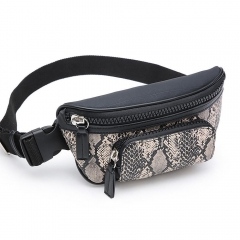 Fanny Pack for Women Leather Waist Bag