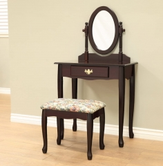 Home Furnishing 3-Piece Vanity Set