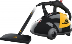 Heavy-Duty Steam Cleaner with 18 Accessories, Extra-Long Power Cord, Chemical-Free Pressurized Cleaning for Most Floors, Counters, Appliances, Windows