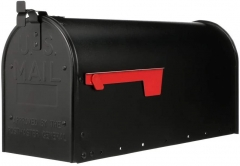 Mailboxes ADM16B01 Admiral Large Post-Mount Mailbox