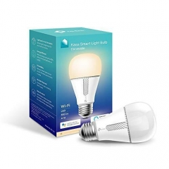 Smart WiFi Light Bulb, Dimmable by TP-Link – No Hub Required, Works with Alexa & Google (KL110)