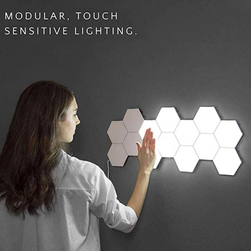 Touch Sensitive Quantum Lamp