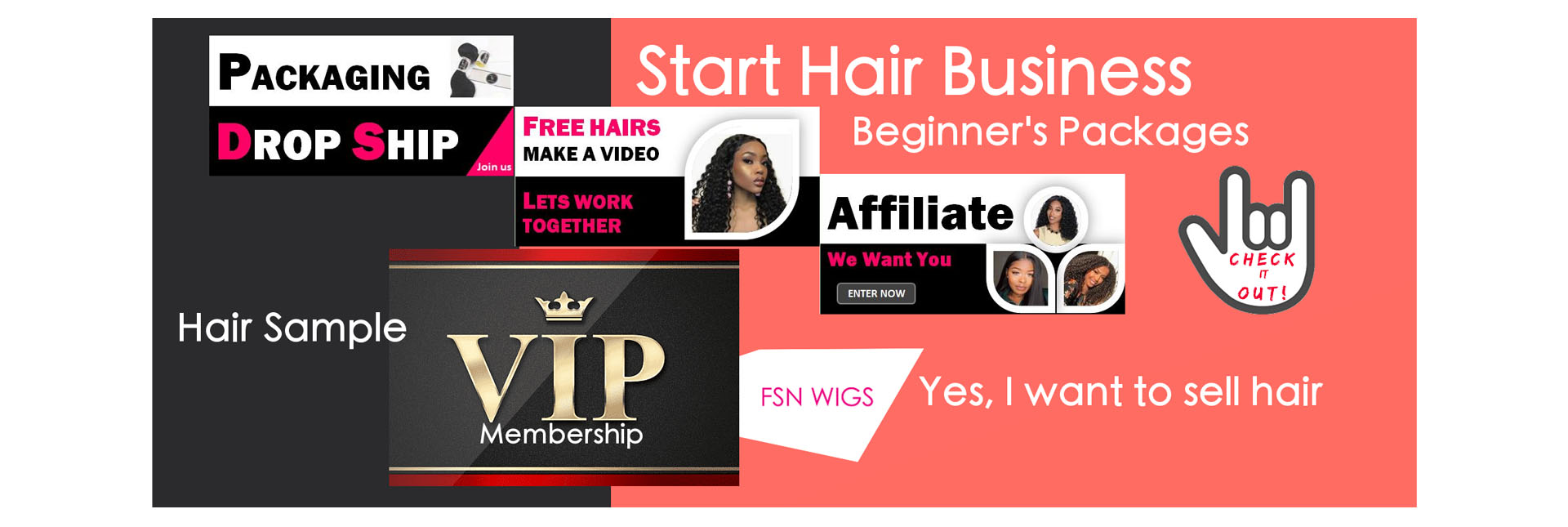 Start Hair Business