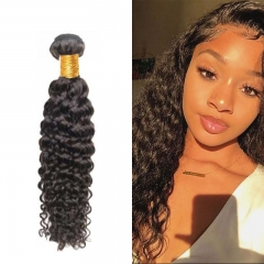 Malaysian Brazil Curly Virgin Hair Weave