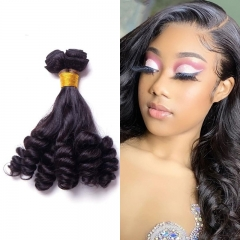 Mongolian Funmi Virgin Hair Weave