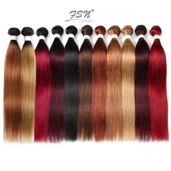 Hair Weave Colored Hair 16 Kinds Colors