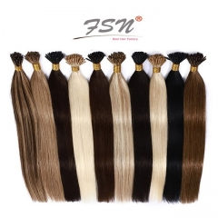 I-tip Hair Extensions High End Quality 11 Kinds Colors