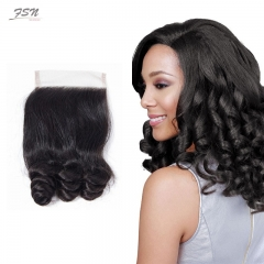 Brazilian Funmi Lace Closure 4x4 New