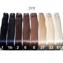 Clip in 120gram Hair Extensions High End Quality 11 Colors