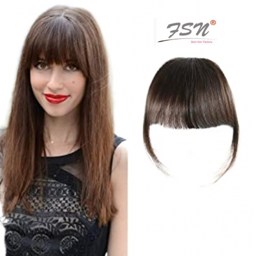 Bangs Fringe Human remy hair