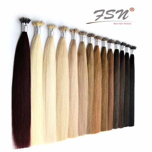 Nano Hair Extensions High End Quality 11 Colors