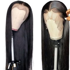 Water Wave Human hair 13x6 Lace Front Wigs