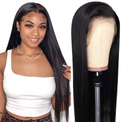 Natural Wave Human hair 13x6 Lace Front Wigs