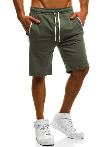 Cotton Men's Sweatpants Cotton Beach Pants