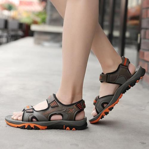 Men's Summer Opened Toe Slip Resistance Outdoor Sandals