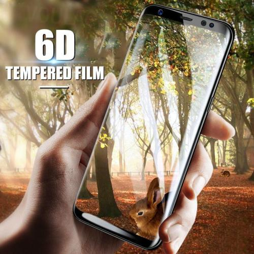 6D Curved Edge Tempered Glass For Samsung S8 S8+Note8 S7 edge