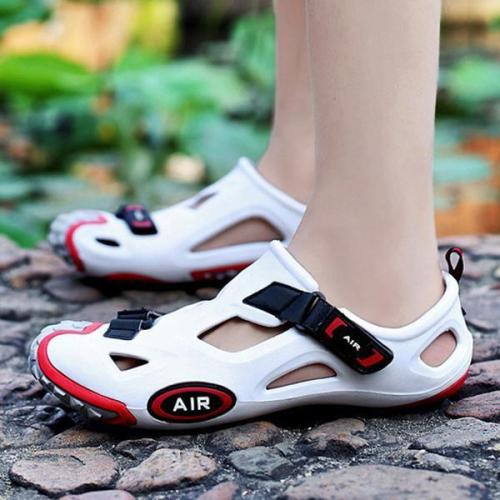 Men's Summer Breathable Hook Loop Beach Sandals