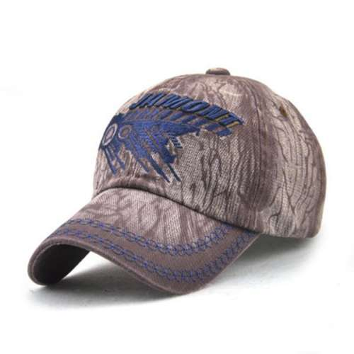 Fashion Cotton Baseball Cap Casual Retro Outdoor Cap