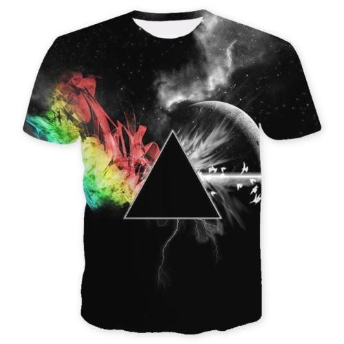 Pink Floyd The Dark Side Of The Moon Tee Shirt Top