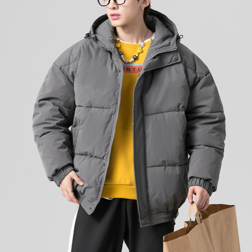 Winter Coat New Hooded 5XL Large Size Cotton Padded Jacket