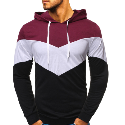 Men Fashion Basic Hoodies Loose Casual Sweatshirts Men's Casual Style Harajuku Male Top Hoody