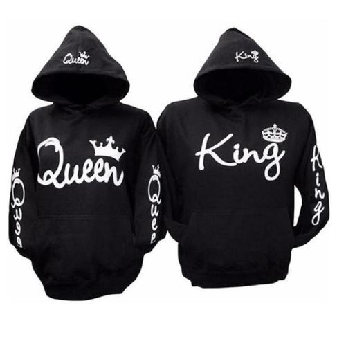 Hooded  Cutout  Contrast Stitching  Letters Hoodies