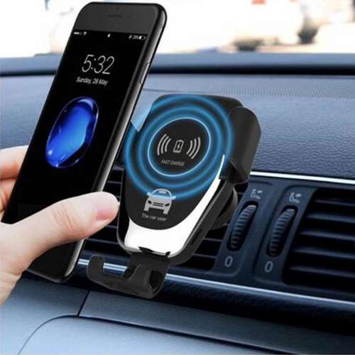 Q12 Super Fast 10W Wireless Car Charger