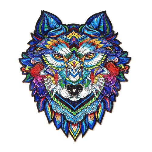 MAJESTIC WOLF PUZZLE