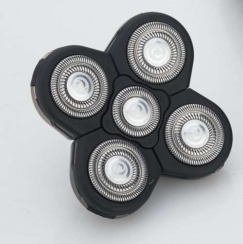 4D Floating 5 Head Electric Shaver-Replacement Blades