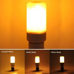 Natural Flame Light Bulb
