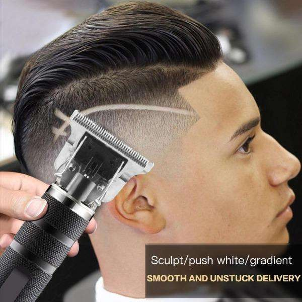 [Big sales 50% Off]2020 New Cordless Zero Gapped Trimmer Hair Clipper
