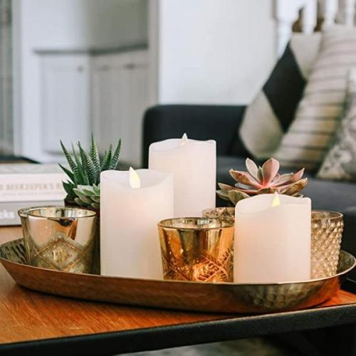 [Big sales 50% Off]Electronic flameless LED candle lamp