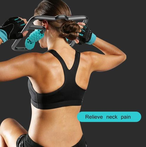 Multi-Functional Pressure Point Muscle Relaxation Massager