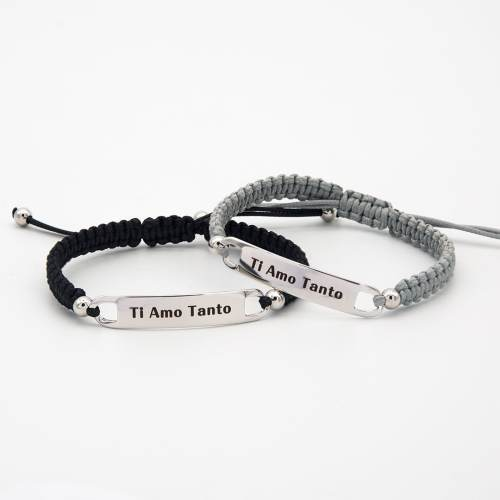 Ti Amo Tanto ???Love you so much???bracelet 1 pair