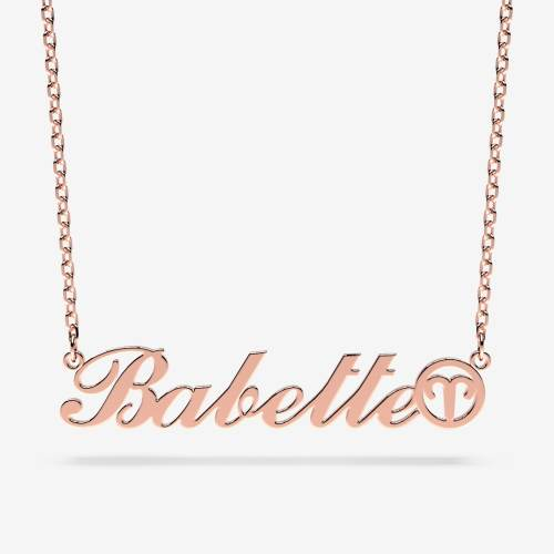 Name&Constellation Necklace