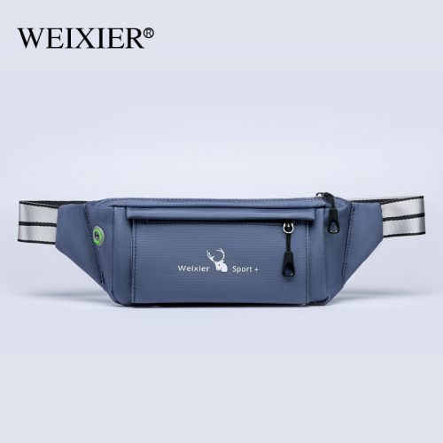 New waterproof sports belt Outdoor running fitness men's and women's belt cycling close-fitting mobile phone belt men